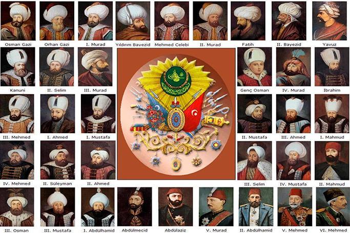 Sultanların sirli ölümləri - Foto 1