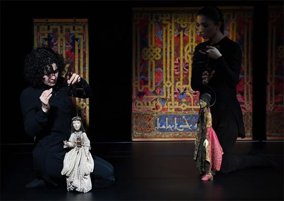 «Leyli və Məcnun»un marionet variantı - Foto 6