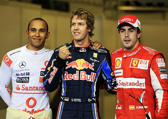 F1 stars auctioning off own photos for charity - Foto 1