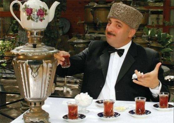 Tea is one of simbols of Azerbaijan - Foto 1
