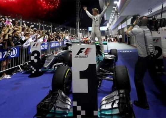 Mercedes is the lider of F1 - Foto 1