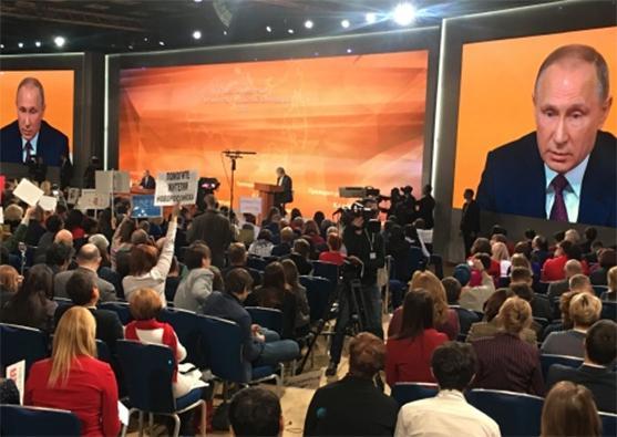 Putinin sürprizlərlə dolu rəqibi - Sobçak - Foto 1