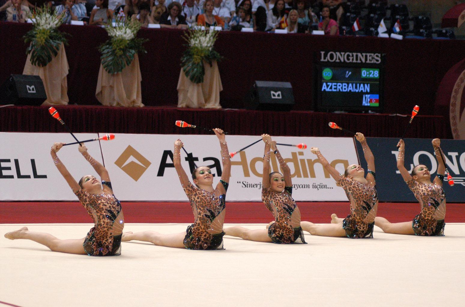 Gimnastika Kompleksinin təməli qoyuldu - Foto 1
