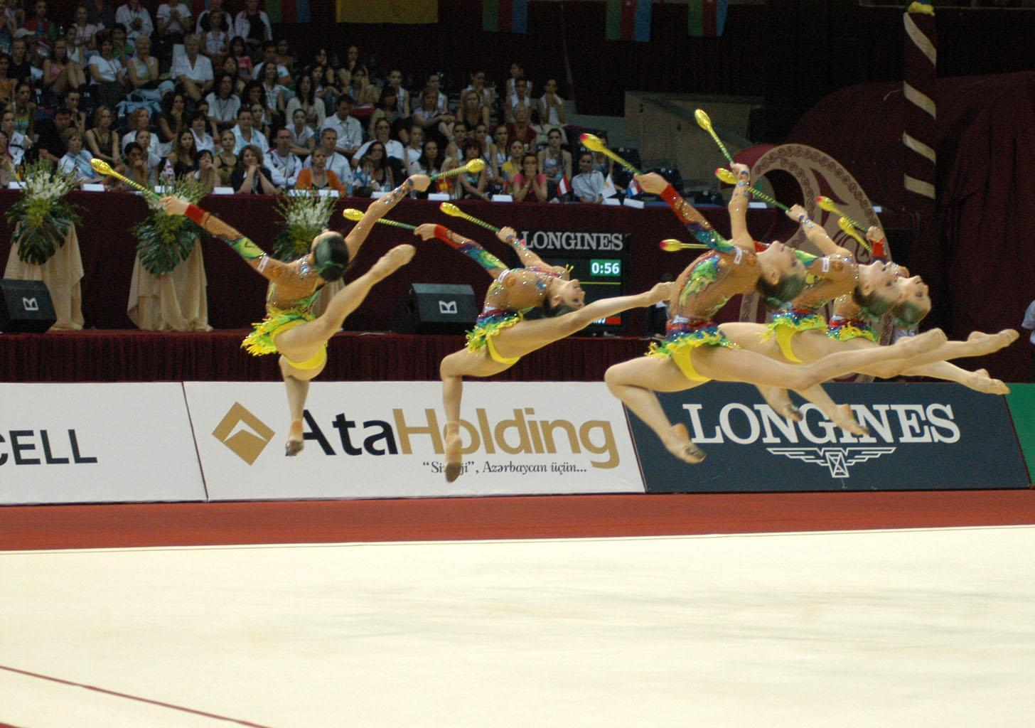 Gimnastika Kompleksinin təməli qoyuldu - Foto 2
