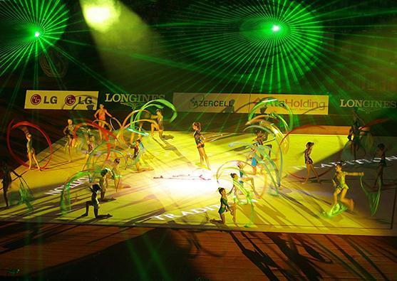 Gimnastika Kompleksinin təməli qoyuldu - Foto 21