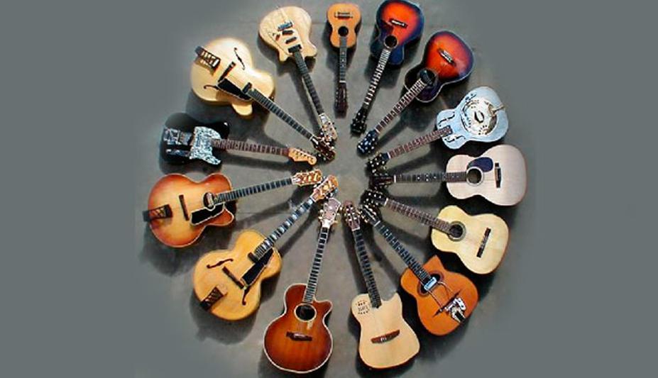 Ən yaxşı akustik gitaralar