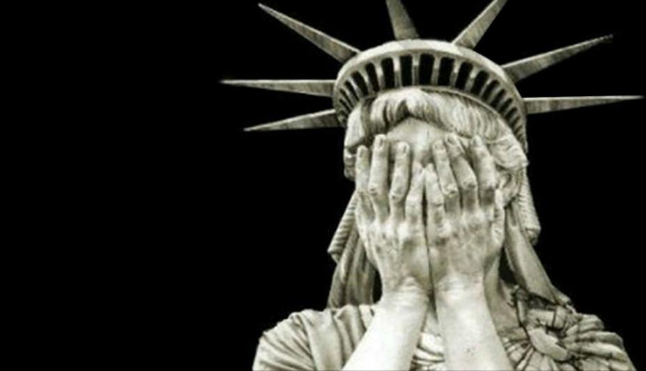 ABŞ adına utancverici addım
