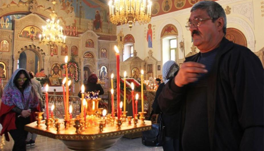 Баку отмечал пасхальные торжества